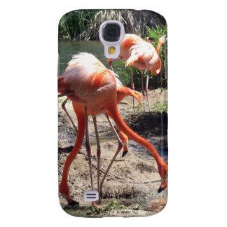 Flamingos! Galaxy S4 Covers