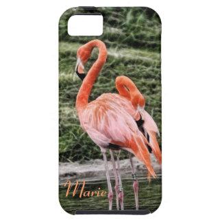 Flamingos iPhone 5 Covers
