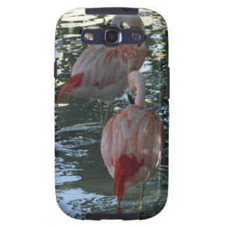 Flamingos Galaxy S3 Covers