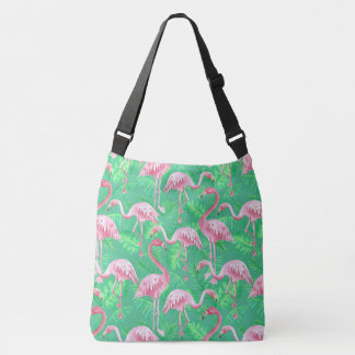 Flamingos Crossbody Bag