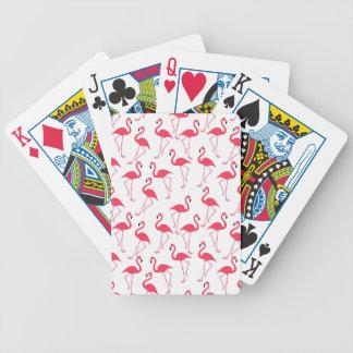 flamingos Flimingos Bicycle Playing Cards