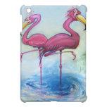 Flamingos iPad Mini Cases