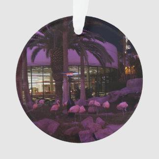 Flamingos, Las Vegas #2 Ornament