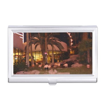 Professional Business Flamingos, Las Vegas Business Card Holder