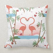 Flamingos Pillows