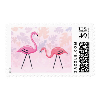 Flamingos Stamps