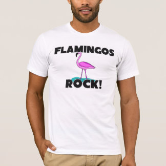 Flamingos Rock T-Shirt