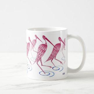 Flamingos Tazas