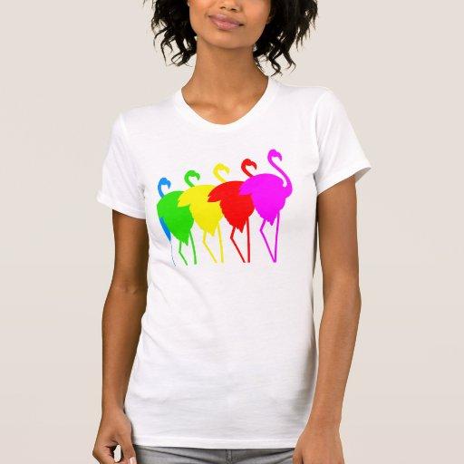 Flamingos Tee Shirt