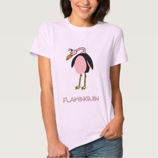 Flaminguin Shirts