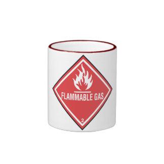 Flammable Gas Mug
