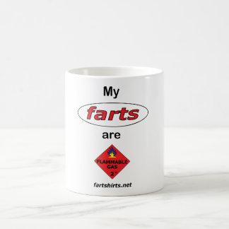 Flammable Gas (Mug) Coffee Mug