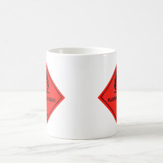 Flammable Liquid - Mug