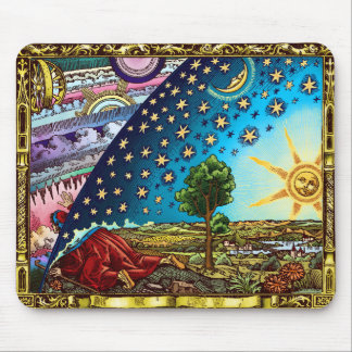 Flammarion DOME - MousePad