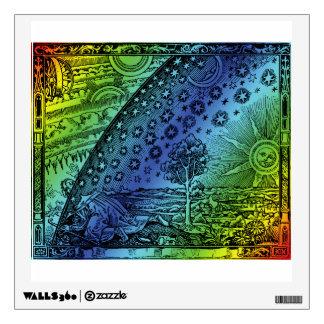 Flammarion Engraving Wall Graphics