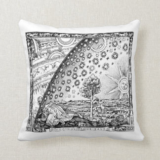 Flammarion Throw Pillow - The Who Has Your Back?