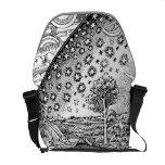 Flammarions Wanderer Messenger Bag