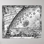 Flammarions Wanderer Poster
