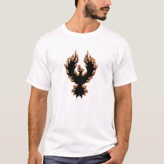 Flamming Phenix Shirt