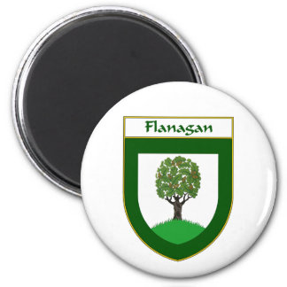 Flanagan Coat of Arms/Family Crest Magnet