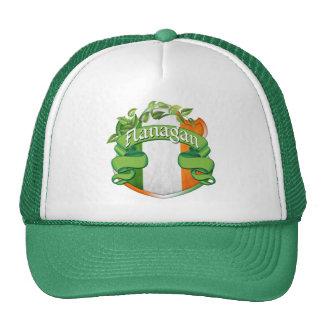 Flanagan Irish Shield Mesh Hat