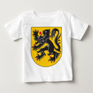 Flanders Coat Of Arms Baby T-Shirt