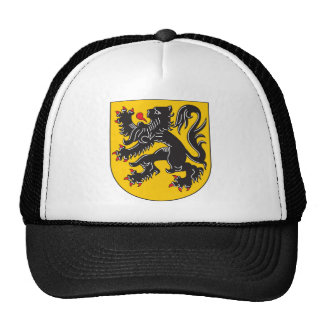Flanders Coat Of Arms Trucker Hat