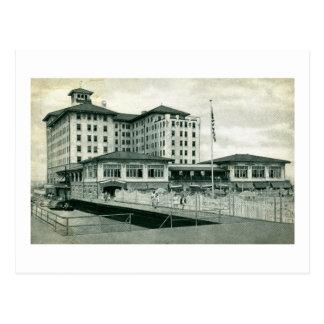 Flanders Hotel Ocean City, New Jersey Vintage Postcard