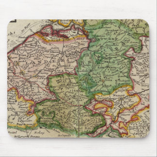 Flanders or the Austrian Netherlands Mouse Pad