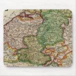 Flandes o los Países Bajos austríacos Tapetes De Ratones