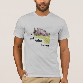 Flank the Cave T-Shirt