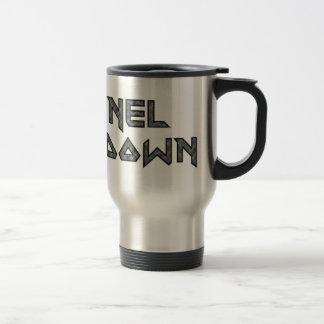 Flannel Countdown Travel Mug