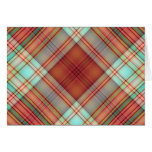 Flannel Design Greeting Card