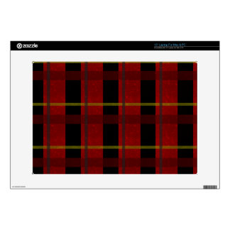 Flannel Laptop Sleeve Laptop Skin