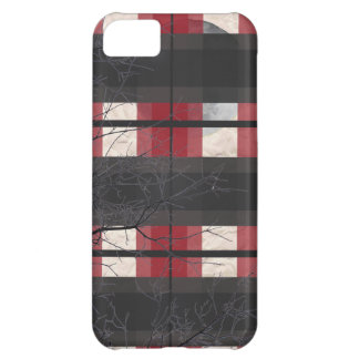 Flannel Moon iPhone 5C Case