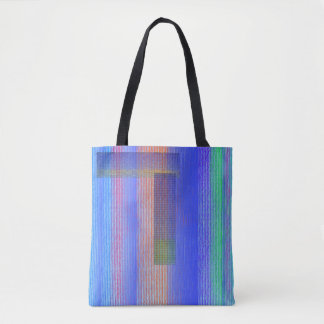 Flannel Nightgown Tote Bag