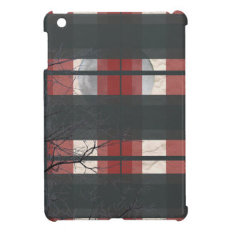 Flannel Outside/ Case For The iPad Mini