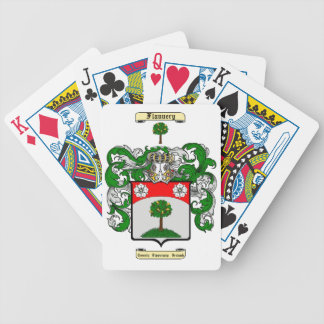 Flannery Bicycle Playing Cards