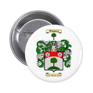 Flannery 2 Inch Round Button