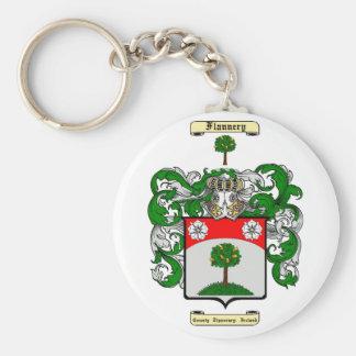 Flannery Keychain