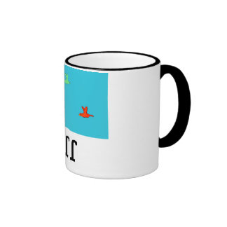 Flap flap flap mug
