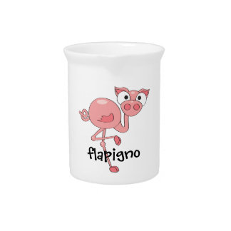 Flapigno Drink Pitcher