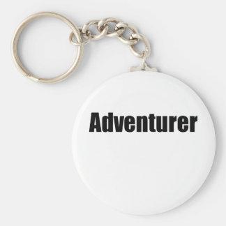 Flapjack Adventurer Keychain