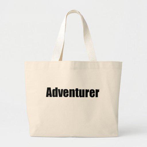 Flapjack Adventurer Tote Bags
