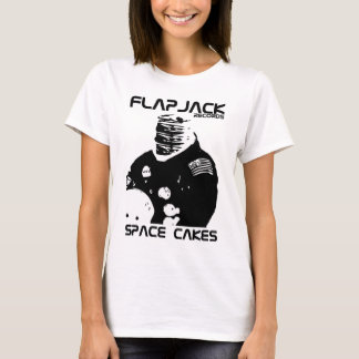 Flapjack Space Cakes Girls T T-Shirt