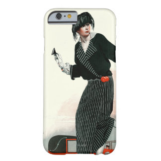 Flapper and Roadster Barely There iPhone 6 Case