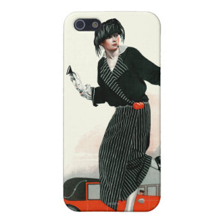 Flapper and Roadster iPhone 5 Cover