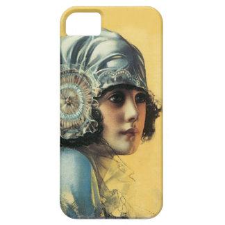 Flapper Beauty iPhone SE/5/5s Case
