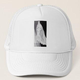 Flapper Bride Trucker Hat