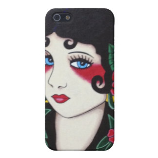 Flapper Chic iPhone 4/4s Speck Case iPhone 5 Cover
